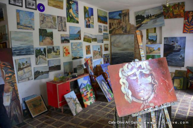 sanat-cafe-olive-art-gallery